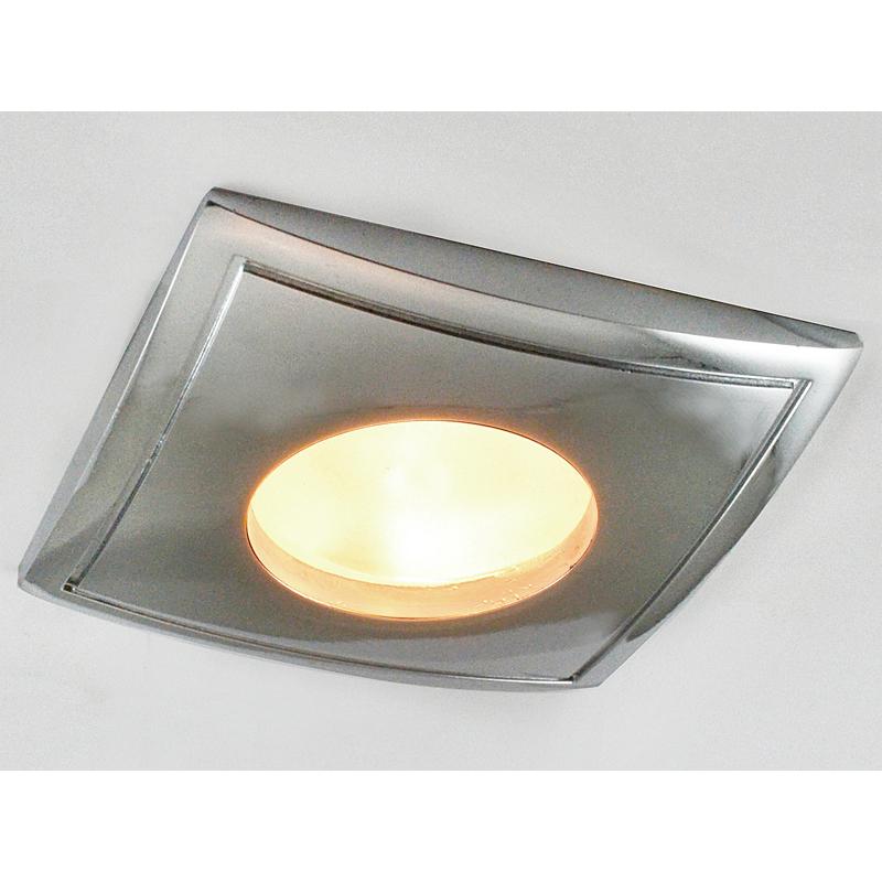 Arte Lamp A5444PL-3CC Встраиваемый светильник неповоротный AQUA 3x50W GU10 хром IP44