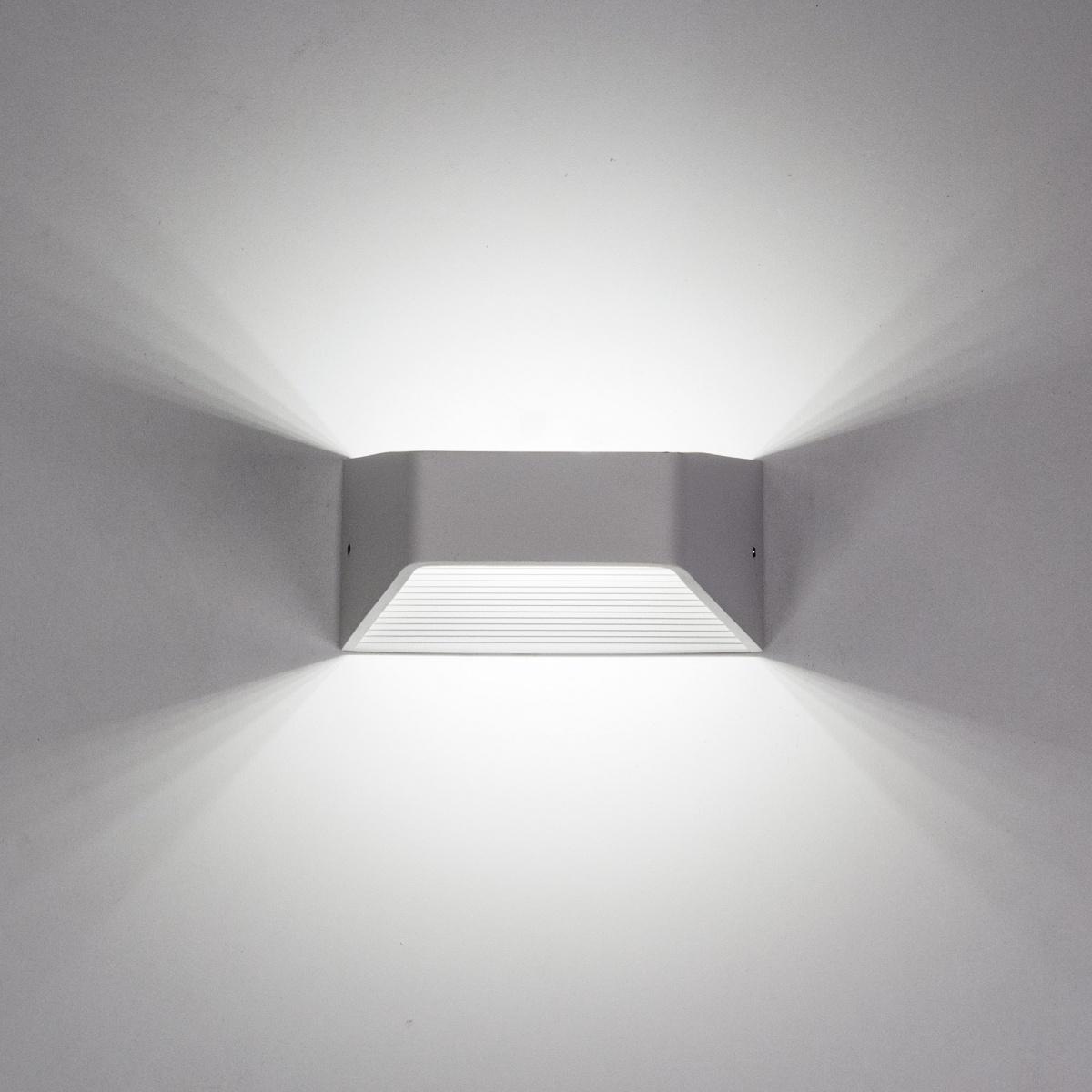 CITILUX CL704310 Настенный светильник ДЕКАРТ 6x1W LED 3000K белый