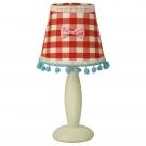 Arte Lamp A5165LT-1WH Настольная лампа  PROVENCE 1x40W E14 белый