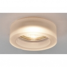 Arte Lamp A5222PL-1CC Встраиваемый светильник неповоротный WAGNER 1x50W GU10 хром IP23