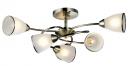 A6059PL-6AB Люстра потолочная INNOCENTE 6x60W, 6xE14 Arte Lamp