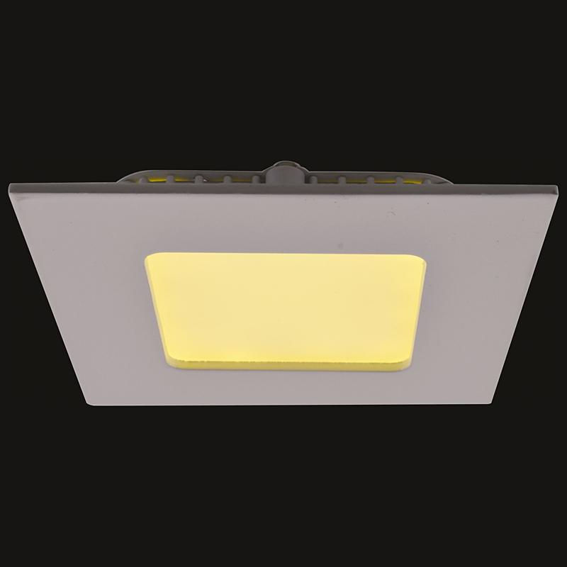 Arte Lamp A2403PL-1WH Встраиваемый светильник неповоротный FINE 1x3W 240Lm 3000KW  белый