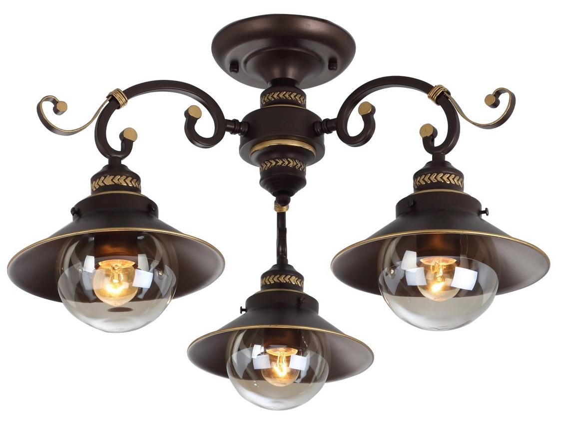 A4577PL-3CK Люстра потолочная GRAZIOSO 3x60W, 3xE27 Arte Lamp
