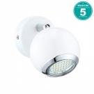 Eglo 31001 подсветка (спот)  BIMEDA 1x2,5W белый