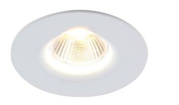 A1427PL-1WH Встраиваемый светильник UOVO 1x7W, 1xLED Arte Lamp