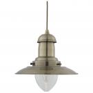 Arte Lamp A5530SP-1AB Подвес  FISHERMAN 1x100W E27 античная бронза