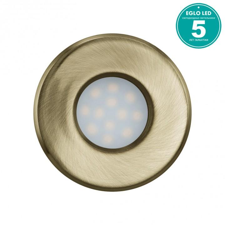 Eglo 93217 встраиваемый светильник неповоротный IGOA 1x5W бронза