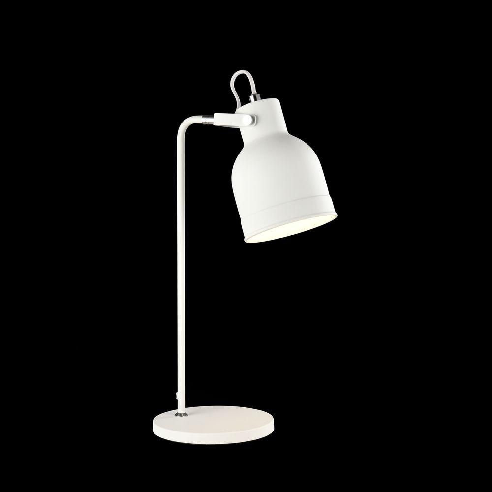 MAYTONI MOD148-01-W Настольная Лампа  PIXAR 1 x E27 40W Белый