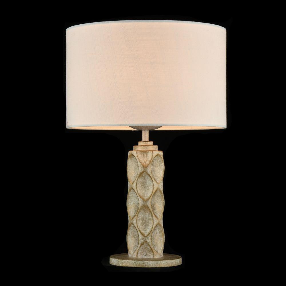 MAYTONI H301-11-G Настольная Лампа LAMAR 1 x E27 60W Кремовое Золото