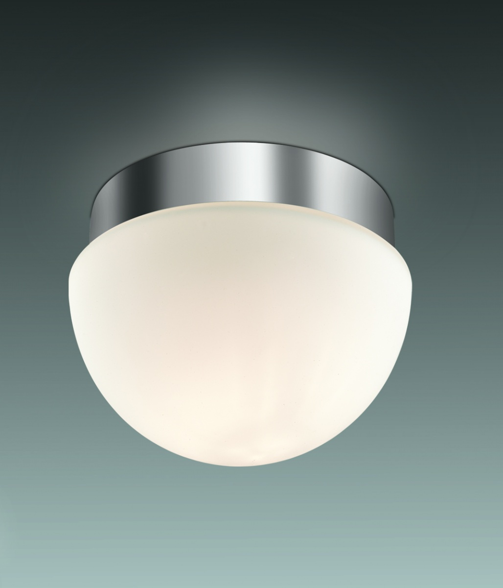 Odeon Light 2443/1A Потолочный светильник MINKAR 2х40W G9 IP44 хром