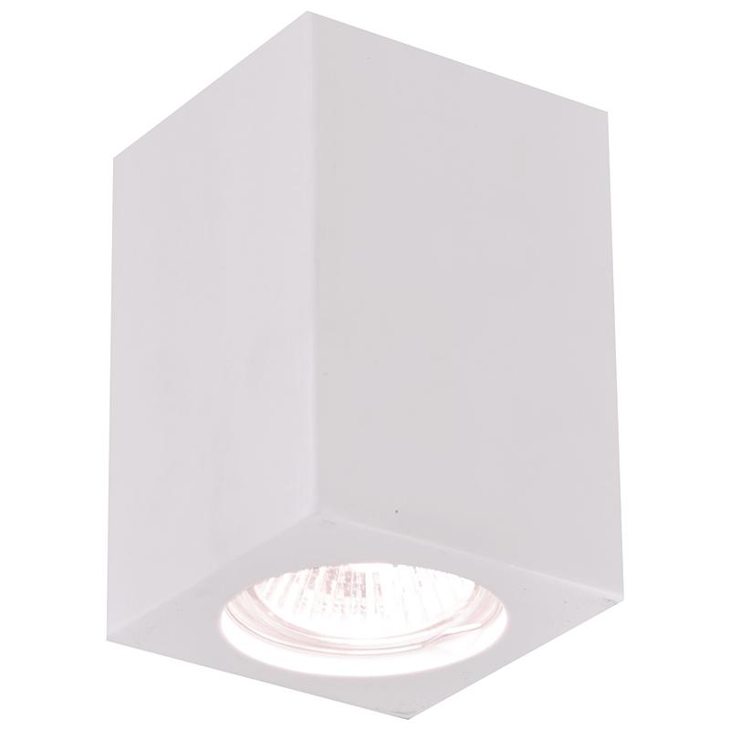 Arte Lamp A9264PL-1WH Накладной светильник TUBO 1x35W GU10 белый