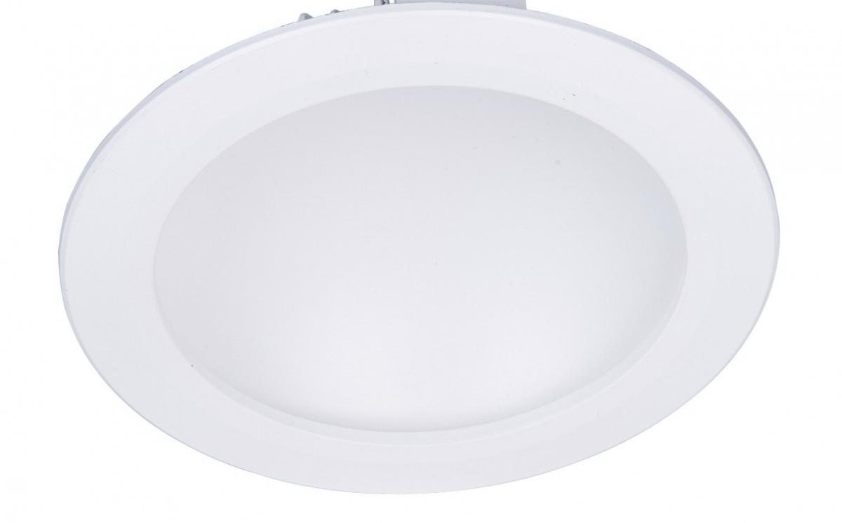 A7016PL-1WH Встраиваемый светильник RIFLESSIONE 1x16W, 1xLED Arte Lamp