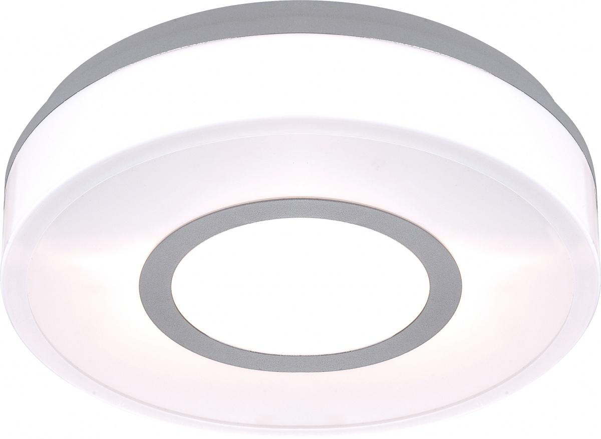 Globo 32213 Уличный настенно-потолочный светильник LESTER 2x11 E27W хром