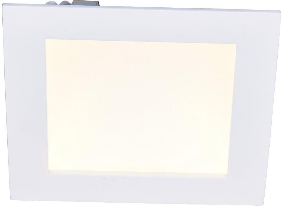 A7416PL-1WH Встраиваемый светильник RIFLESSIONE 1x16W, 1xLED Arte Lamp