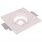 Arte Lamp A9410PL-1WH Встраиваемый светильник неповоротный INVISIBLE 1x35W GU10 белый