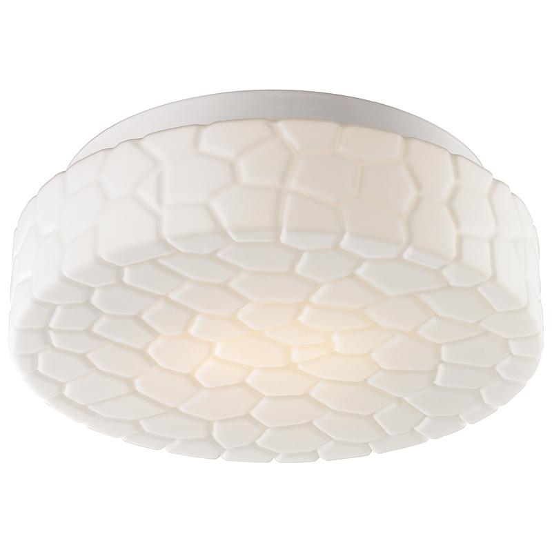 Arte Lamp A5330PL-2WH Настенно-потолочный светильник AQUA 2x60W E27 белый / белый