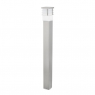 Eglo 86393 Уличный светильник столб CALGARY IP44 1x60W E27 нержавеющая сталь