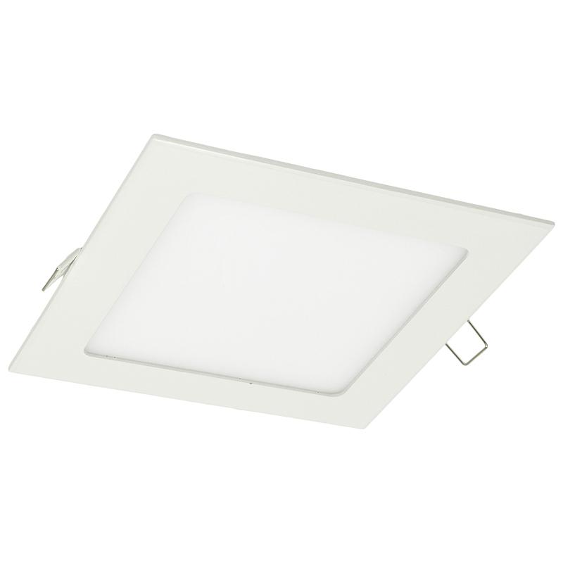 Arte Lamp A2412PL-1WH Встраиваемый светильник неповоротный FINE 1x12W 880Lm 3000KW  белый