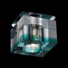 NOVOTECH 369296 Встраиваемый светильник неповоротный AQUARELLE 1x40W G9 хром IP20
