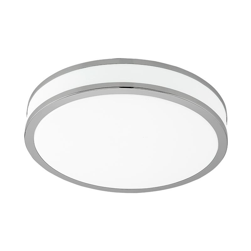 EGLO 95682 Светодиод. наст.-потол. светильник PALERMO 2, 18W(LED), ?280, сталь, белый/пластик, белый, хром
