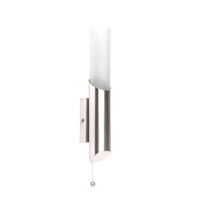 Brilliant 90010/13 Светильник для зеркала ANDALUZ 1x40W E14 хром/белый