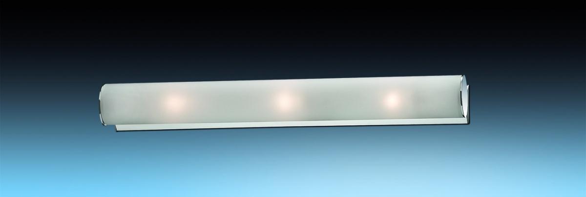 Odeon Light 2028/3W Светильник для зеркала TUBE 3х40W E14  хром