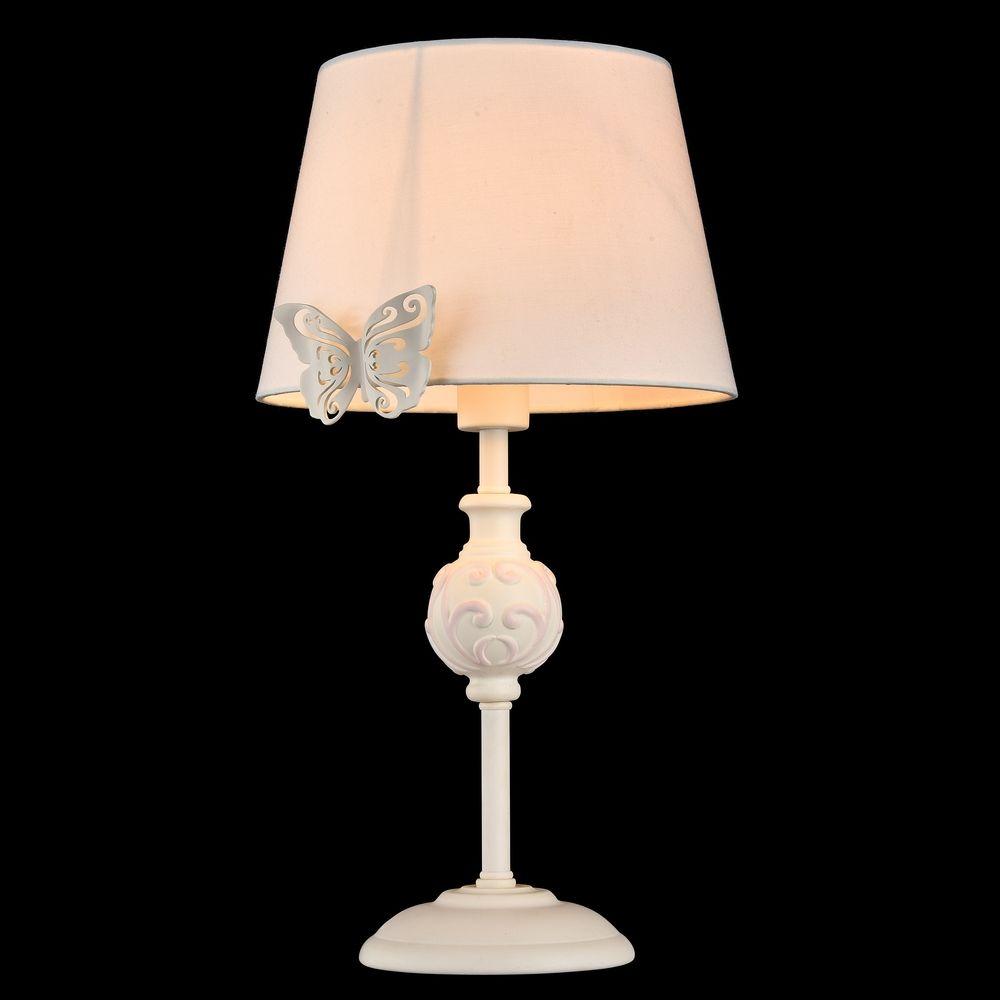 MAYTONI ARM032-11-PK Настольная лампа  FIONA 1 x E14 40W Пастельно - розовый