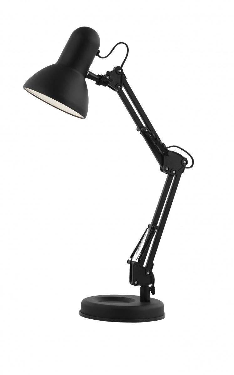 Globo 24880 Настольная лампа FAMOUS 1x40W E27 черный