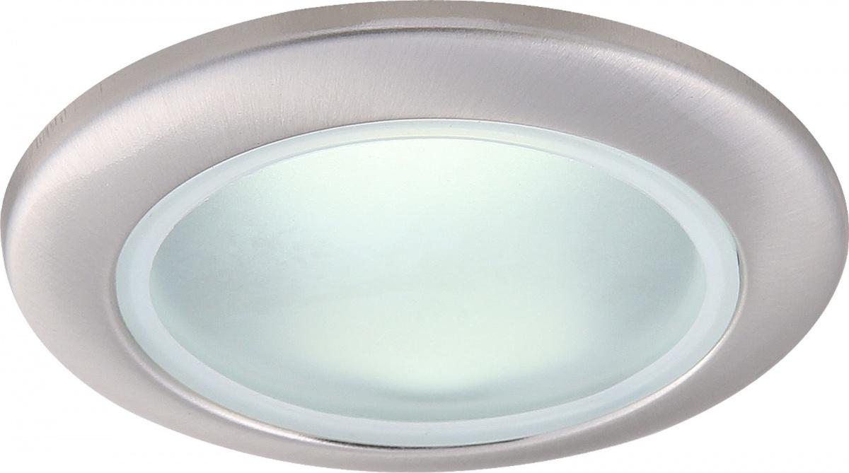 A2024PL-1SS Встраиваемый светильник AQUA 1x50W, 1xGU10 Arte Lamp