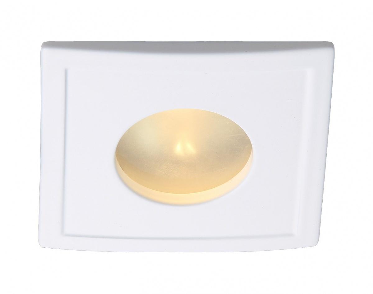 A5444PL-1WH Встраиваемый светильник AQUA 1x50W, 1xGU10 Arte Lamp