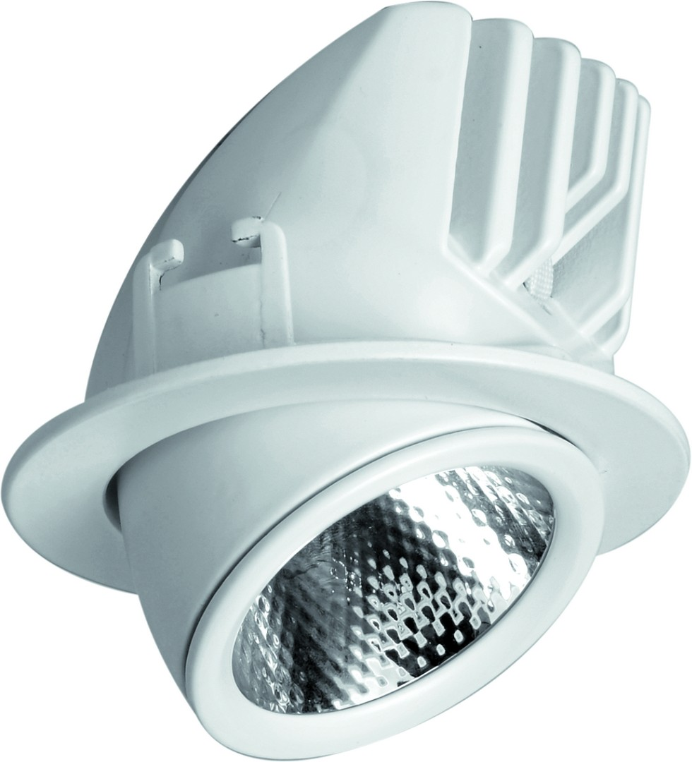A1212PL-1WH Встраиваемый светильник CARDANI 1x12W, 1xLED Arte Lamp