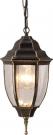 A3151SO-1BN Уличный подвесной светильник PEGASUS 1x60W, 1xE27 Arte Lamp