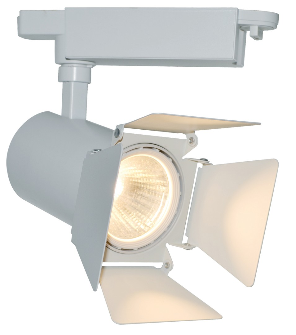 A6730PL-1WH Светильник для трековой системы TRACK LIGHTS 1x30W, 1xLED Arte Lamp