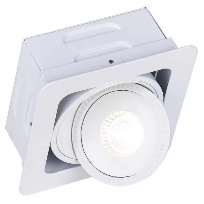 A3007PL-1WH Встраиваемый светильник STUDIO 1x7W, 1xLED Arte Lamp