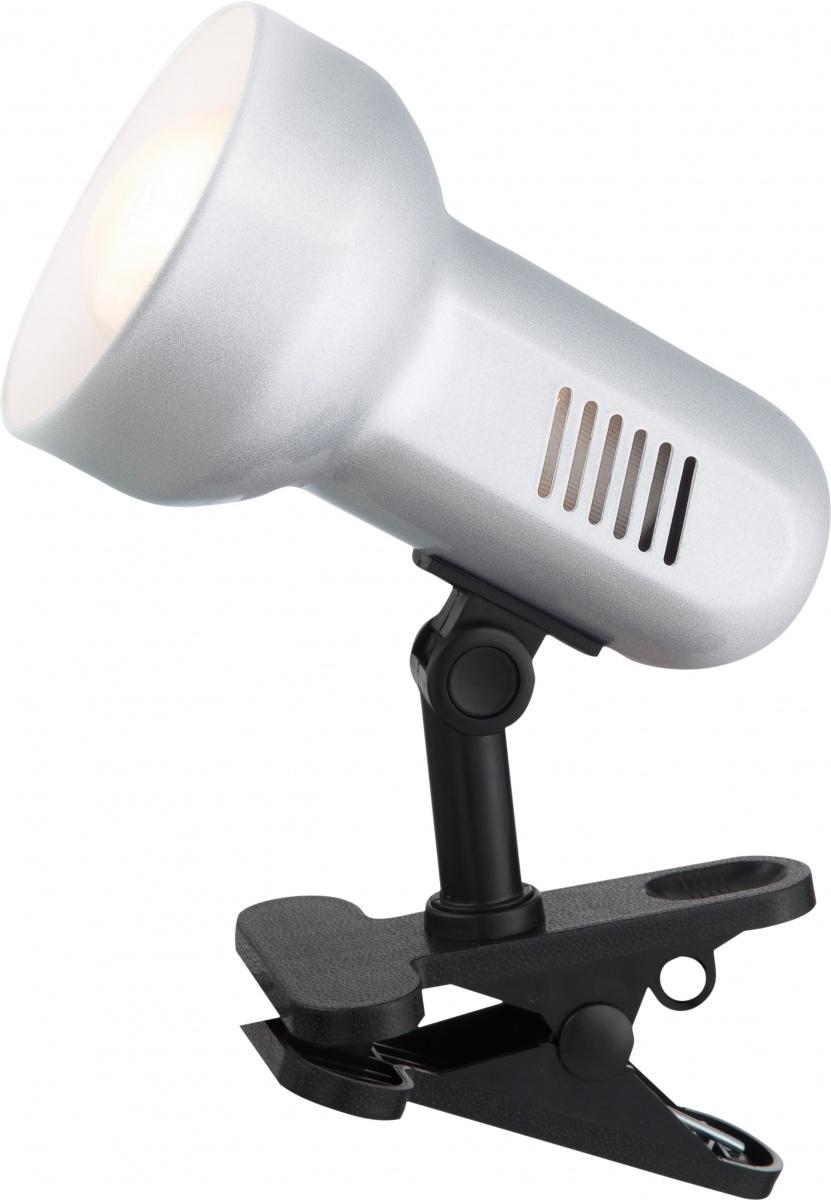 Globo 5497 Настольная лампа BASIC 1x40W E27 темный