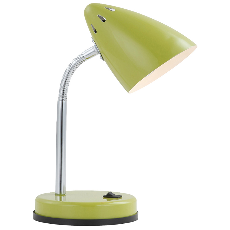 Globo 24853 Настольная лампа MONO 1x40W E27 зеленый