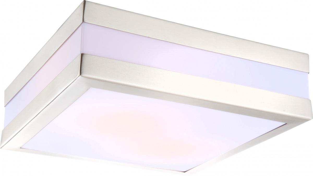 Globo 32208 Уличный настенно-потолочный светильник CREEK 2x11W E27 хром