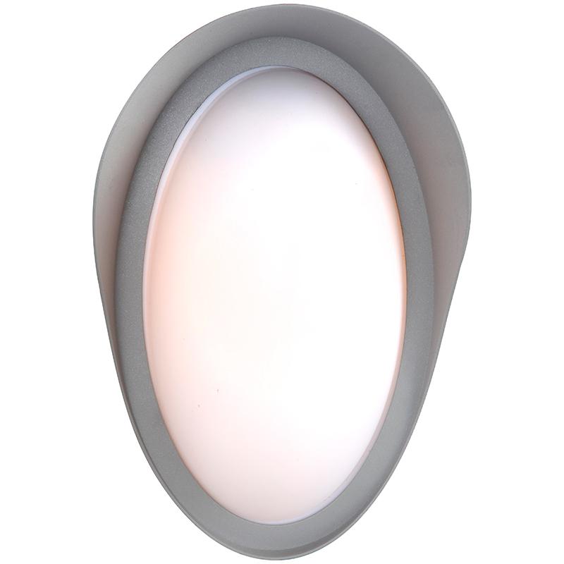 Globo 32088 Уличный настенно-потолочный светильник GOOSE 1x11W E27 хром
