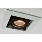 Arte Lamp A5941PL-1WH Встраиваемый светильник неповоротный TECHNIKA 1x50W GU10 белый IP23