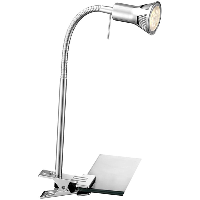 Globo 57994-1K Настольная лампа DANTE 1x3 GU10W хром