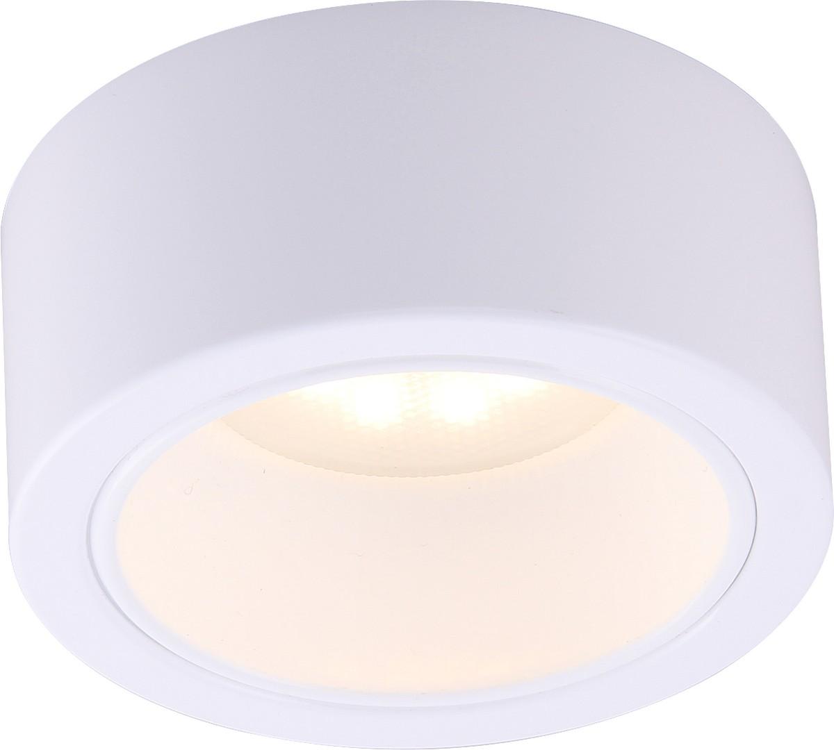 A5553PL-1WH Накладной светильник EFFETTO 1x11W, 1xGX53 Arte Lamp