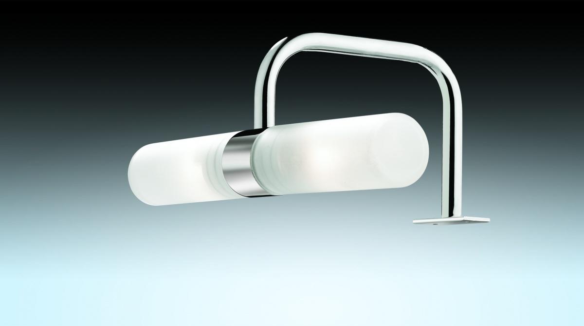 Odeon Light 2445/2 Светильник для зеркала IZAR 2х40W G9 IP44 хром