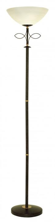 Eglo 89137 торшер  BELUGA 1x100W коричневый IP20