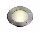 Eglo 86189 Встраиваемый тротуарный светильник RIGA 3  1x15W E27 нержавеющая сталь