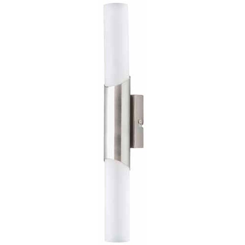 Brilliant 90011/13 Светильник для зеркала ANDALUZ 2x40W E14 хром/белый