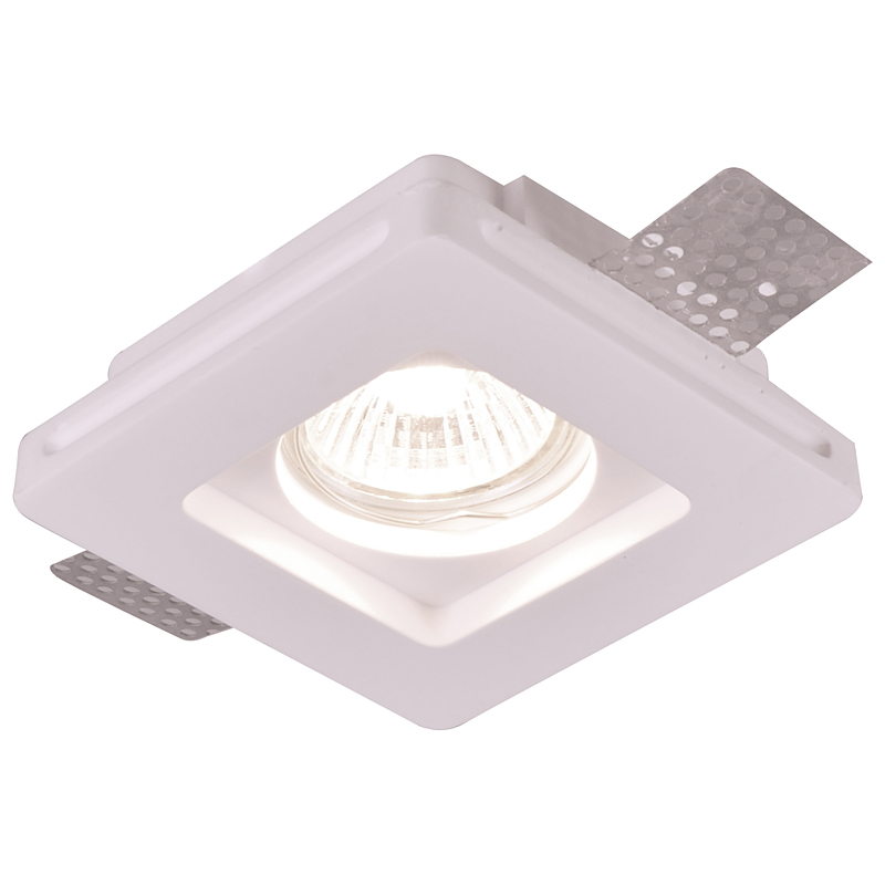 Arte Lamp A9214PL-1WH Встраиваемый светильник неповоротный INVISIBLE 1x35W GU10 белый