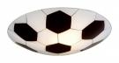 Eglo 87284 настенно-потолочный светильник  JUNIOR 1 1x60W никель IP20