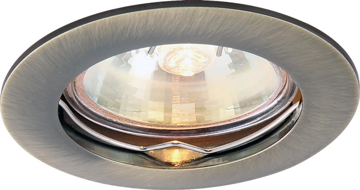 A2103PL-1AB Встраиваемый светильник BASIC 1x50W, 1xGU10 Arte Lamp