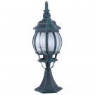 Arte Lamp A1044FN-1BG Цокольный светильник  ATLANTA 1x100W E27 старая медь IP23