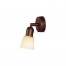 CITILUX CL506514 Подсветка РОНДА 1x60W E14 антик